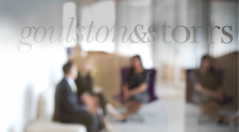 New York Law Firm | Goulston & Storrs PC