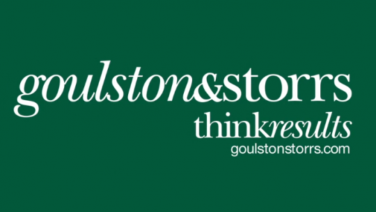 Video about Goulston & Storrs law firm