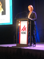 Nancy Davids Speaking at ICSC 2019