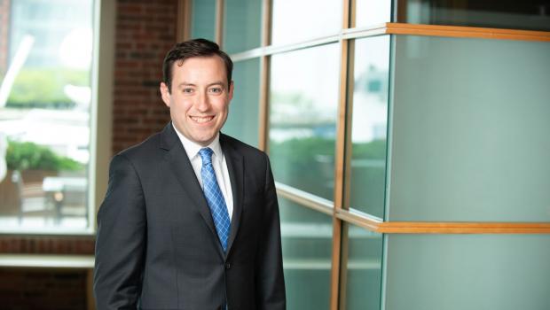 Enviornmental lawyer, Justin Rheingold