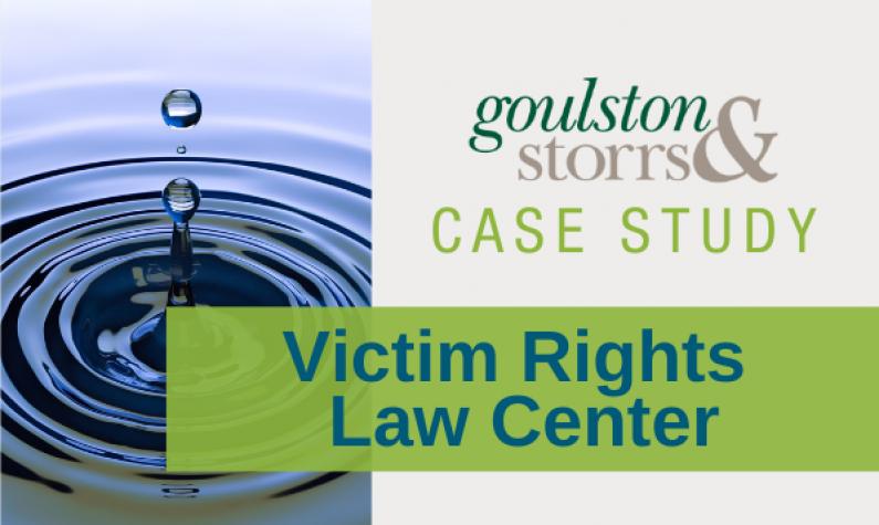 Case Study: Victim Rights Law Center